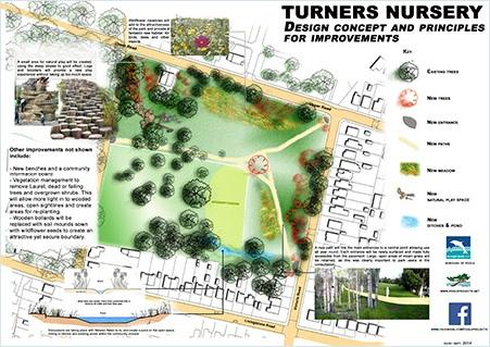 Open space improvements in Newtown Ward Poole - Final design